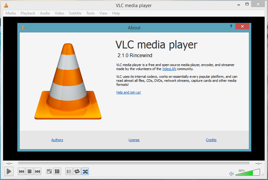 SiarSceal: VLC Player for Windows 7 Download