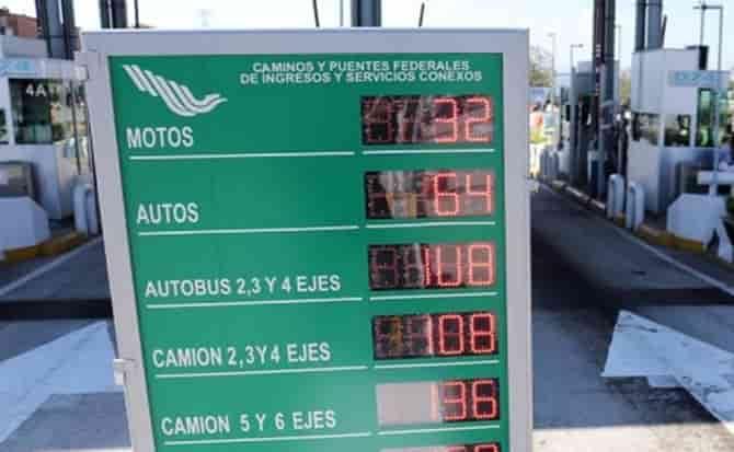 Autopistas, pagos, ahorro
