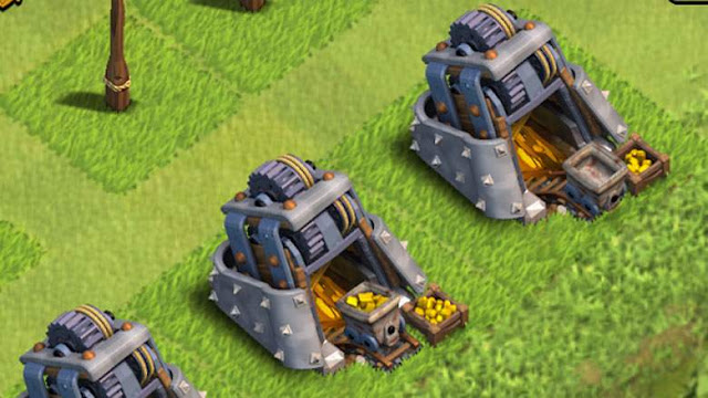 Clash Of Clans Gold Mine