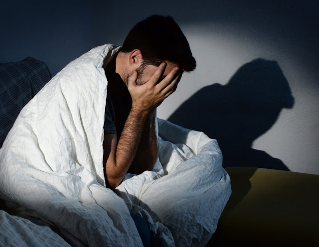 Jhon Seorang Pria Di Lampung Mempunyai Penyakit Insomnia (Susah Tidur Malam) Sedang Membutuhkan Pengobatan Atas Penyakitnya