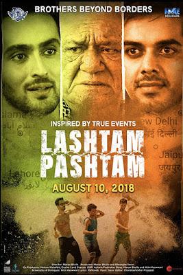 Lashtam Pashtam 2018 Hindi 720p WEB HDRip 850Mb x264