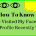 How to Track who Visited My Facebook Profile