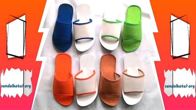 sandal hotel dan souvenir