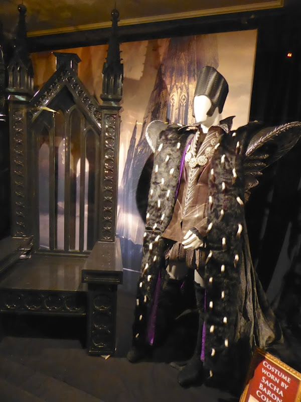 Alice Through the Looking Glass Time costume El Capitan Theatre
