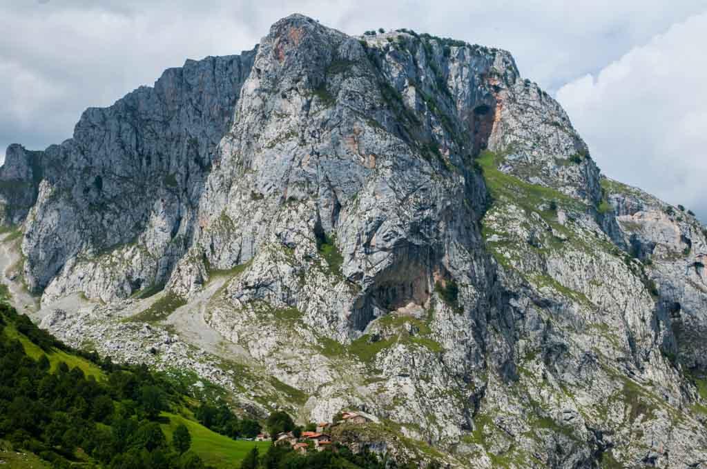 Pico de Urriellu