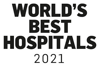 Best 100 hospital in the world 2021