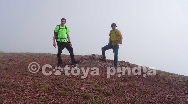 Rutas por los Pirineos; Circular al Pico Anayet