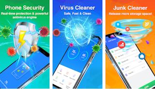 Daftar 10 Antivirus Android Terbaik Dan Ringan