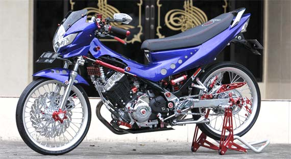 HONDAYES: Modification Satria FU 150 Pictures
