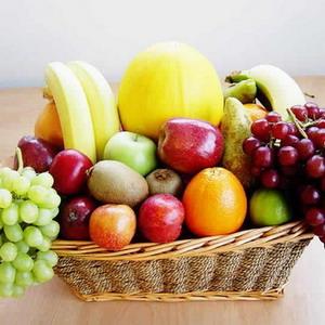 กินผลไม้ รักษาสิวผู้ชาย