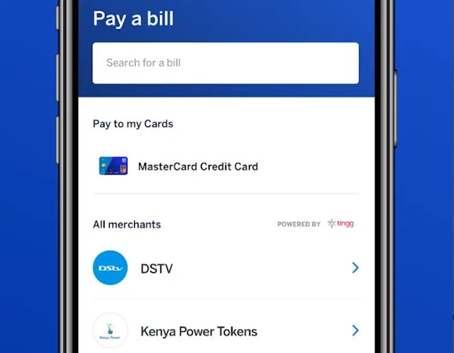 Stanbic Bank of Kenya mobile app