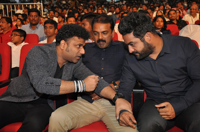 Janatha Garage Audio Release Photos