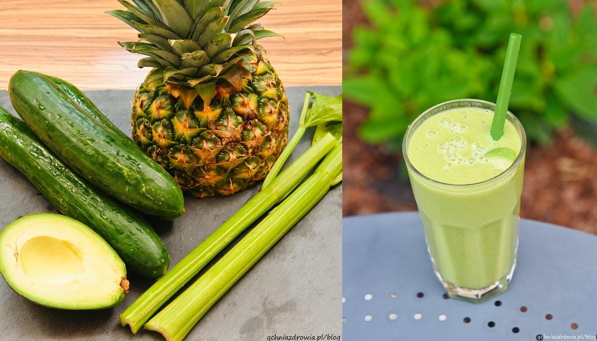 http://zielonekoktajle.blogspot.com/2014/11/ogorek-seler-naciowy-awokado-ananas.html