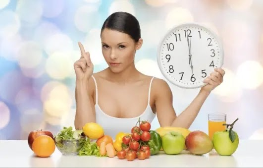 Lose Weight by Not Eating