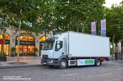 Renault Trucks D, Guerlain