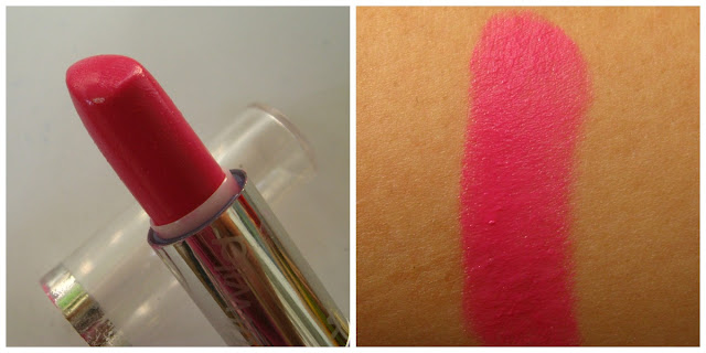 Wet N Wild Silk Finish Lipstick in Nouveau Pink: Review, Swatches and FOTD