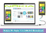 Nokia PC Suite (7.1.180.94) Free Download For Windows