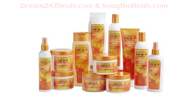 Cantu Beauty Products deals across many stores