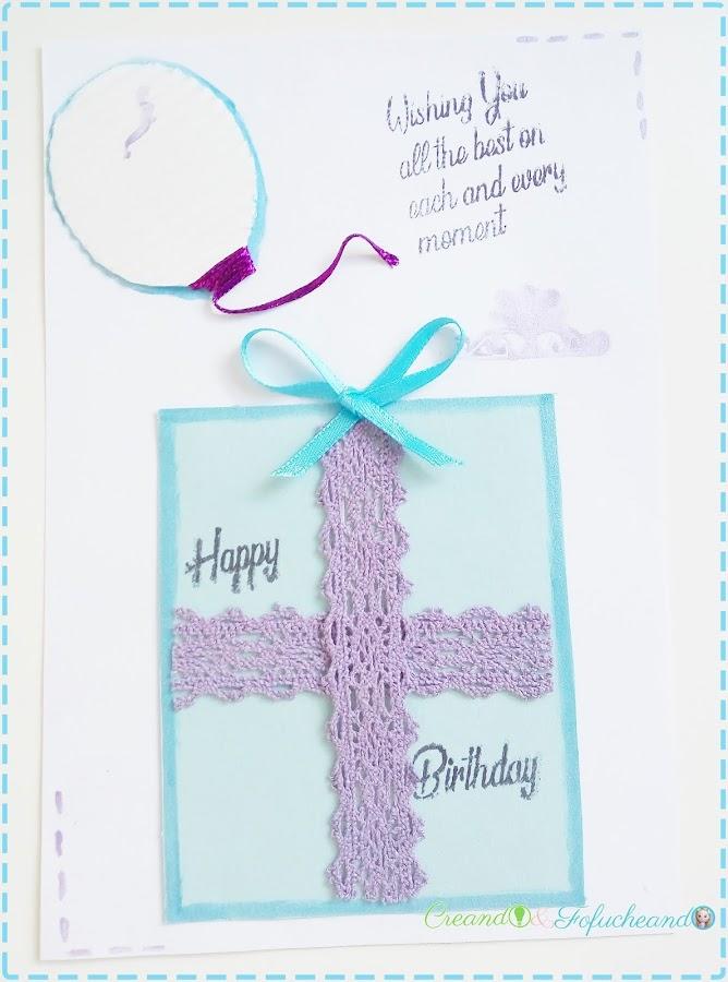 tarjeta-de-cumpleaños-en-cartulina-y-haul-in-love-arts-creando-y-fofucheando