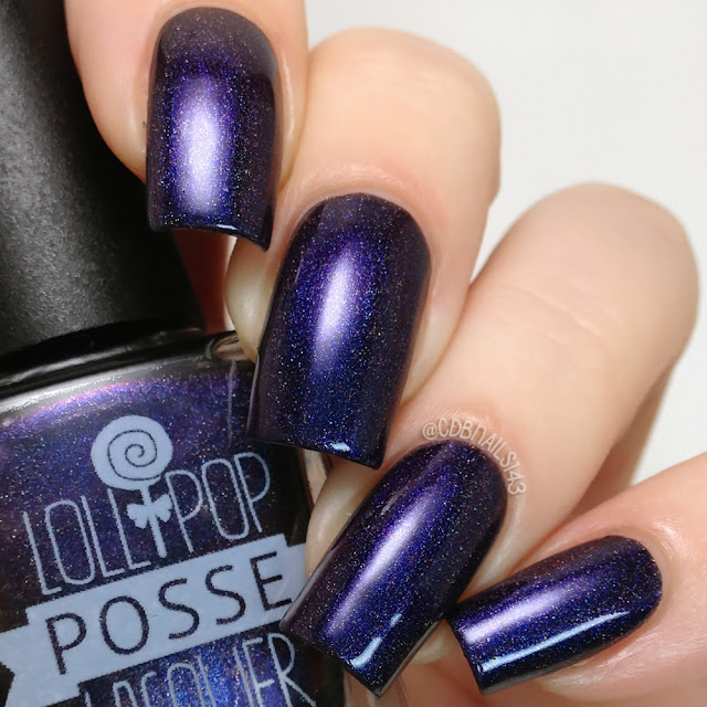 Lollipop Posse lacquer-Born Fresh to Suffer