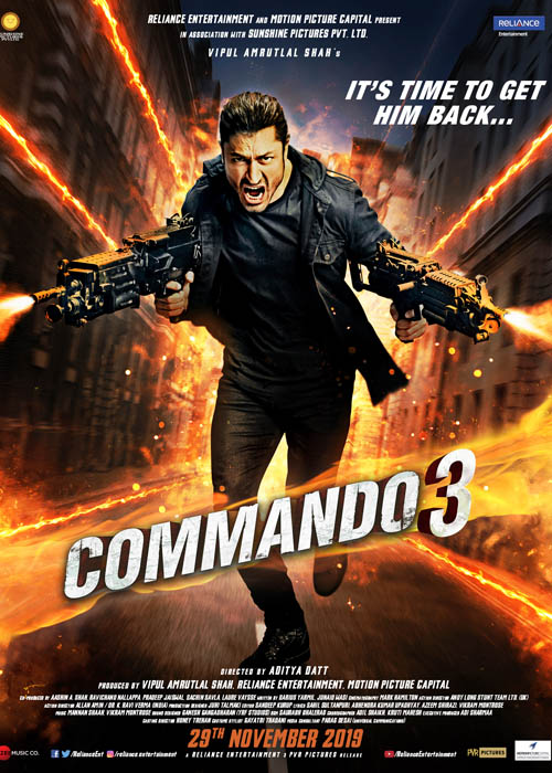 Commando 3 full movie download tamilrockers filmywap