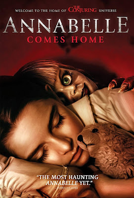 Annabelle Comes Home [2019] [DVD9] [R1] [Latino]