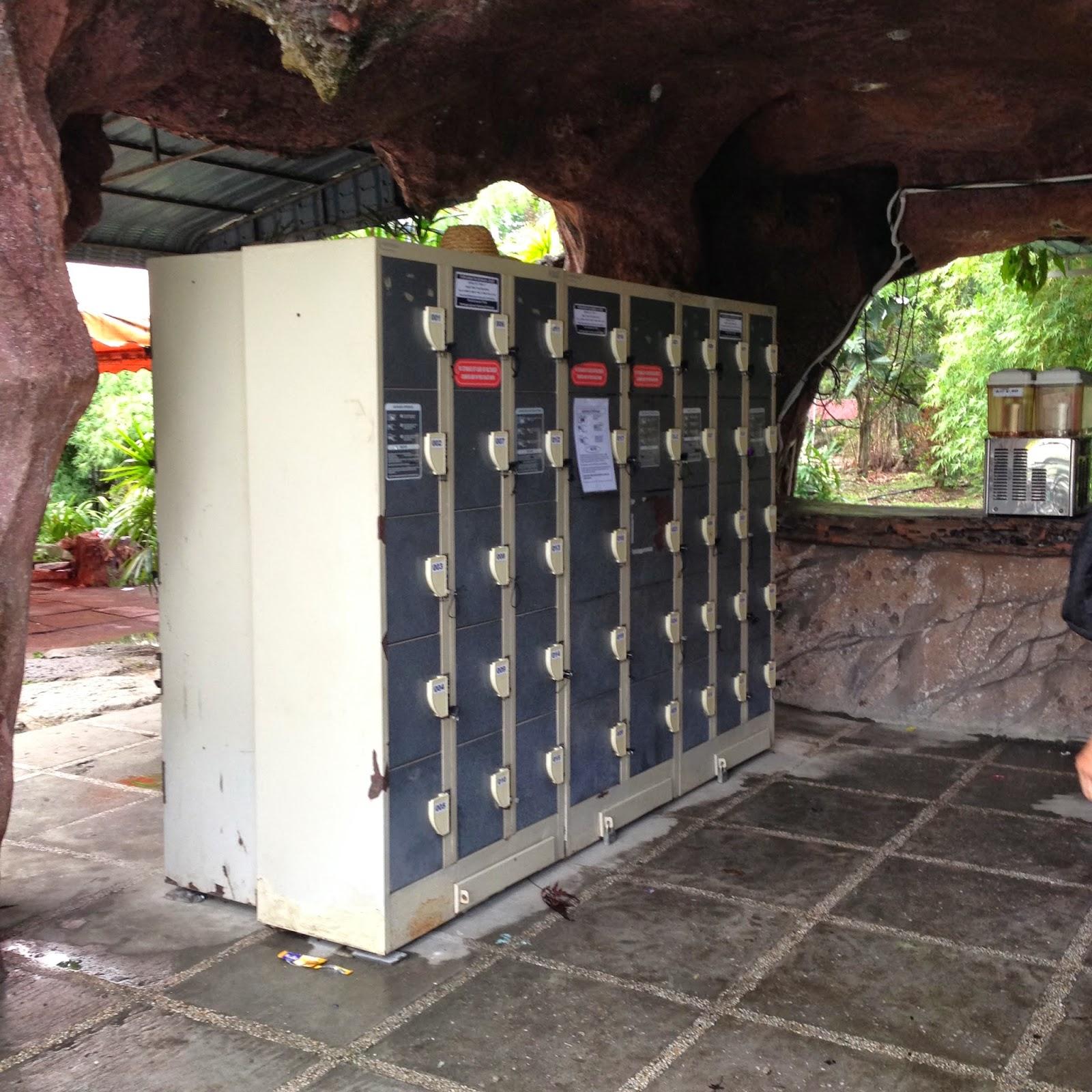Felda Residence Hot Springs, Sungkai