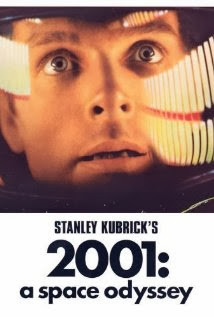 Poster Of Hollywood Film 2001 A Space Odyssey (1968) In 300MB Compressed Size PC Movie Free Download At worldfree4u.com