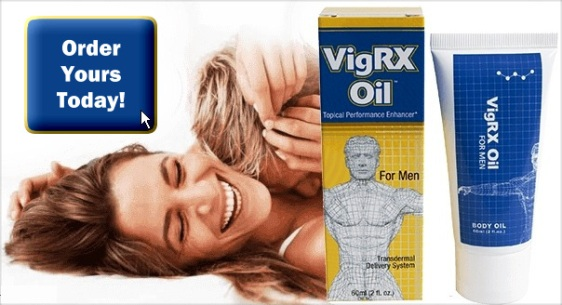 VigRx Oil, Order Yours Today!