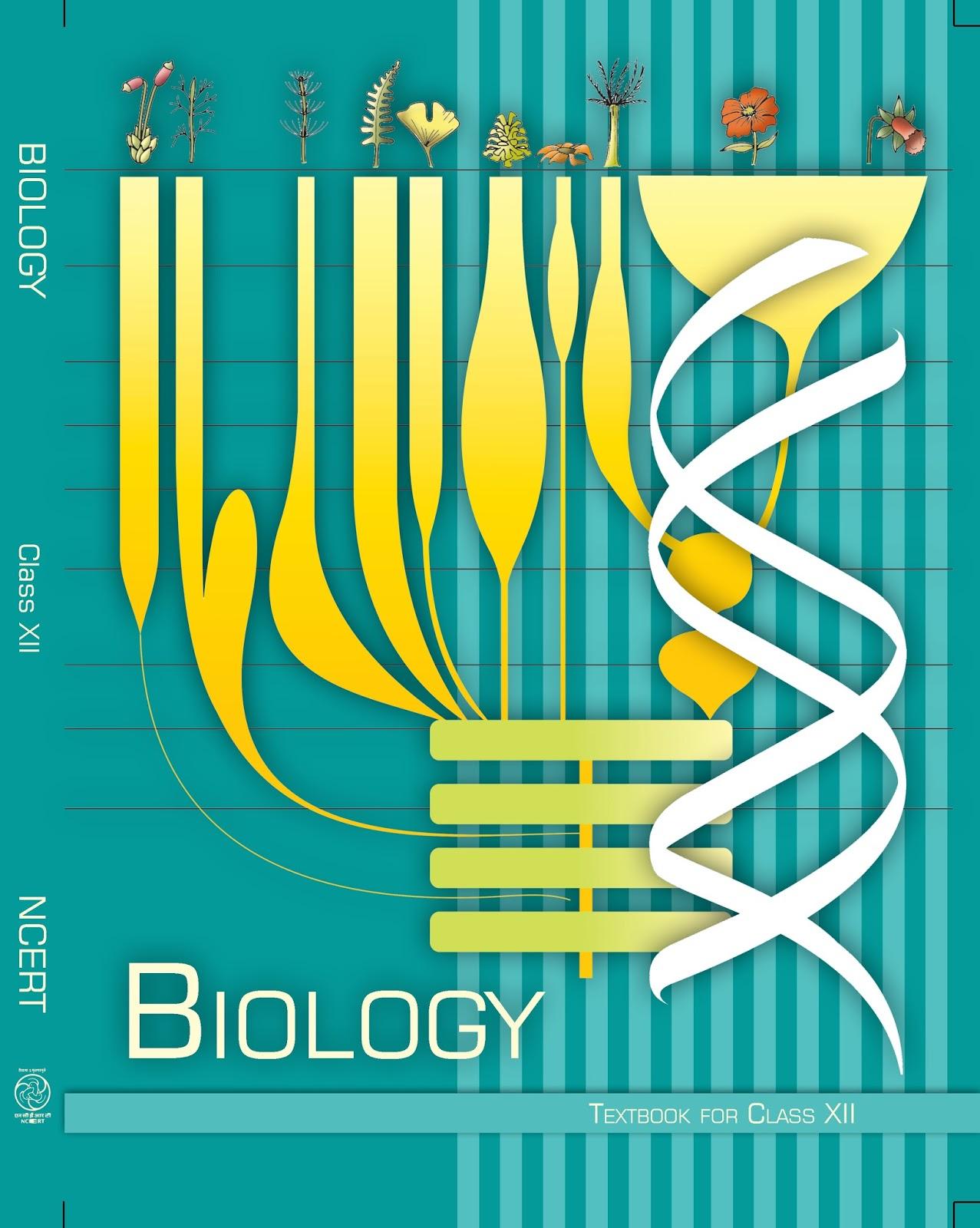 Ncert Solutions Class 12 Biology