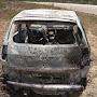 Veículo roubado em Chã Grande é encontrado carbonizado na BR 232