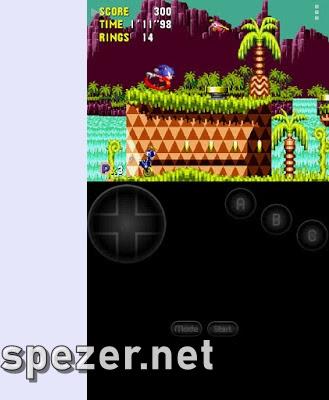 Cara Setting Emulator Sega CD Android MD.emu