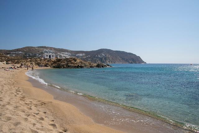 Spiaggia di Agrari-Mykonos