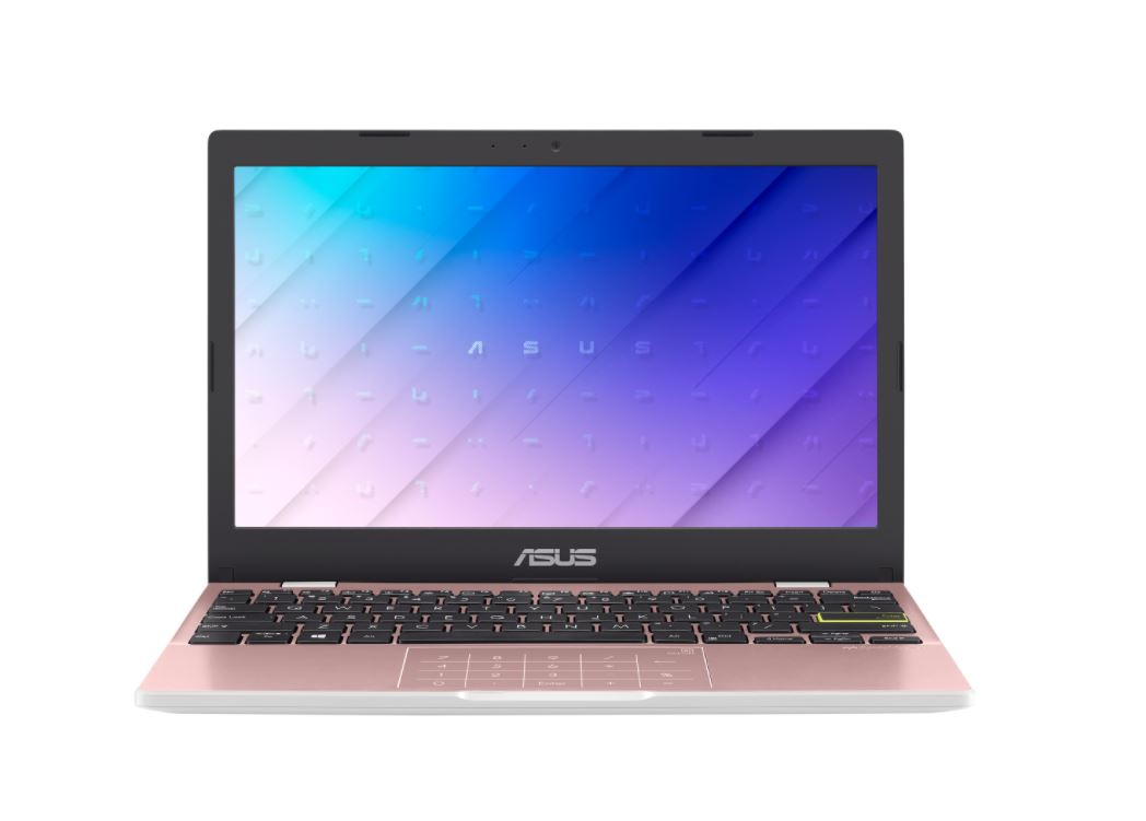 Harga dan Spesifikasi Asus E210MA GJ423TS, Laptop Cantik dengan Warna Rose Pink