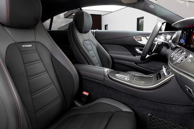 Mercedes-Benz Classe E 2021 Cupê e Cabriolet