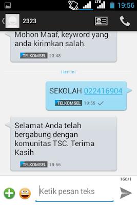 Cara Daftar TSC Telkomsel Untuk Paketan Murah