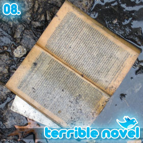 10 People You Have To Follow On Twitter: 08. Terrible Novel