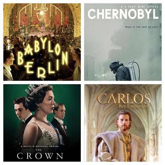 Mais de 20 séries para aprender História de diversos países