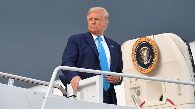 Trump ve las cosas de manera muy diferente: espera agradecimiento