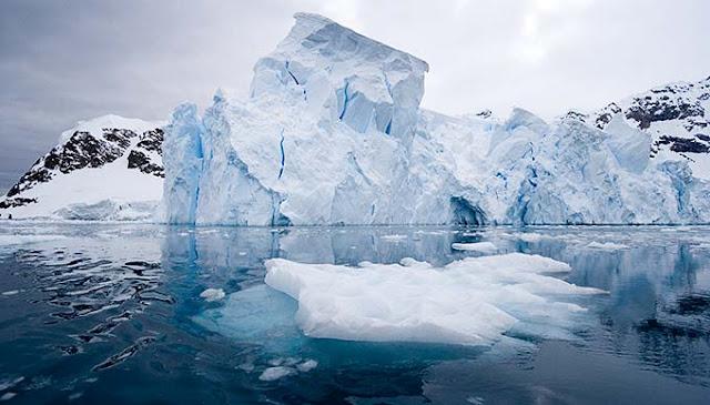 Γρίφος για τους επιστήμονες το λιώσιμο της Ανταρκτικής