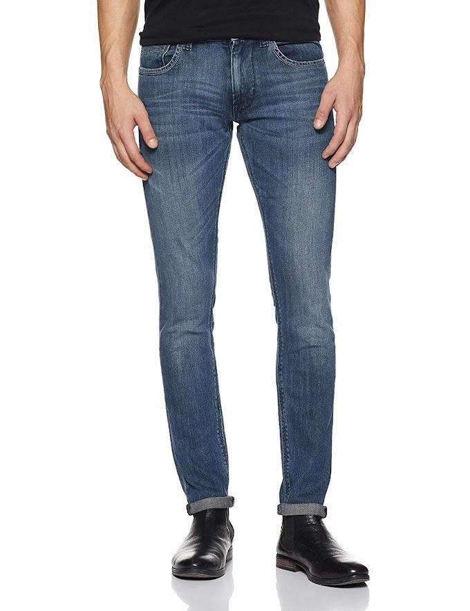 Rs,805/- Lee Men's (Luke) Skinny Super Tapered Fit Jeans