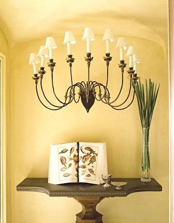 open book as decor accessory