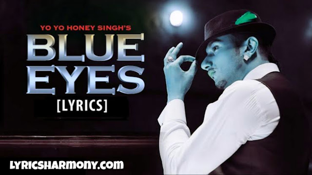 Blue Eyes Lyrics