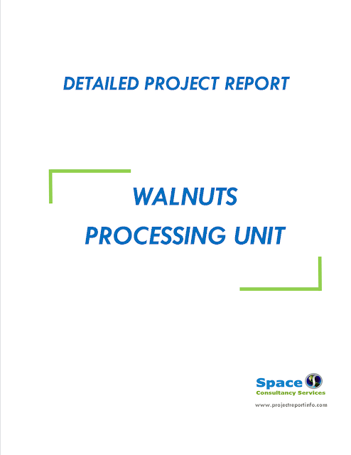 Project Report on Walnuts Processing Unit
