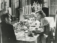Rebecca (1940) Joan Fontaine and Laurence Olivier Image 4 (5)