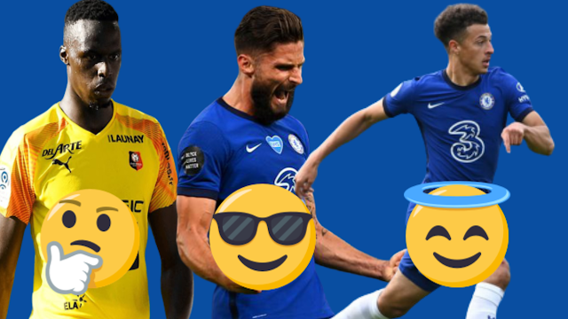 CHELSEA NEWS | IS MENDY THE ANSWER? | GIROUD TALKS WERNER | AMPADU SOLUTION FOR TOP HEAVY CHELSEA?