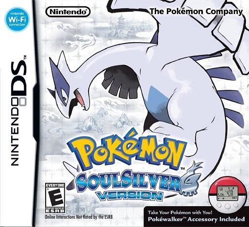 Pokémon SoulSilver ROM DS