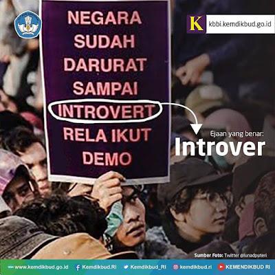 Kemendikbud koreksi poster demo