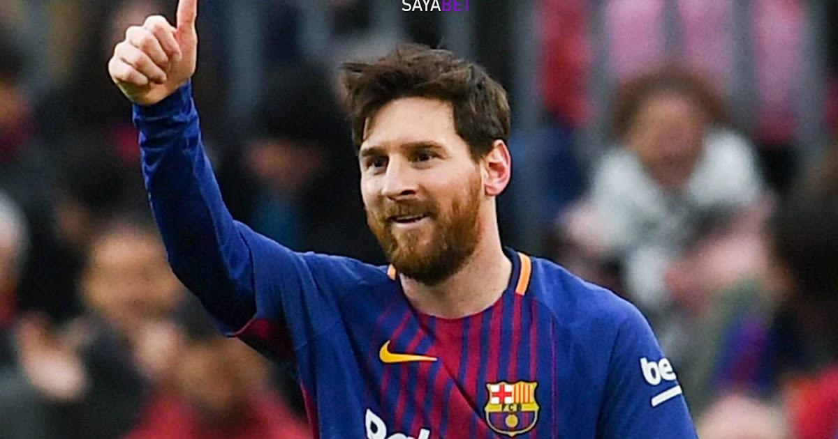 Berita Bola: Messi Pernah Tolak Tawaran Gaji Tiga Kali ...