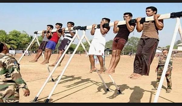 Raebareli Army Rally, Indian Army Rally, Open Bharti Rally